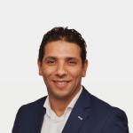 Jamal Nosairi, aankoopmakelaar bij ERA De Bree